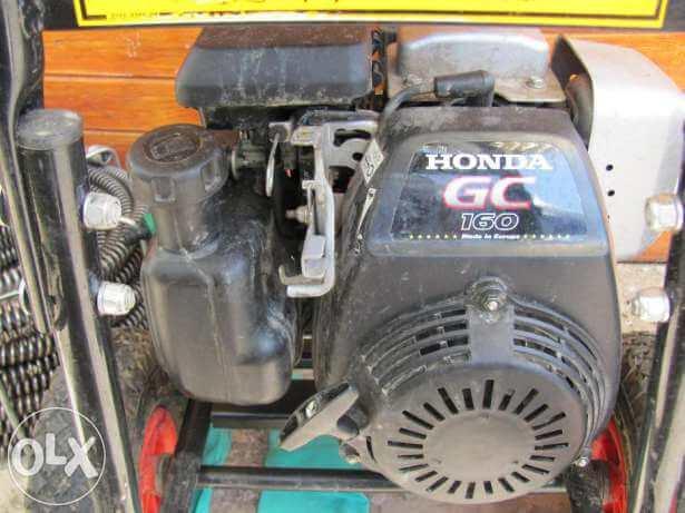 Honda típusú, alig használt woma csatornatisztito ipari berendezés