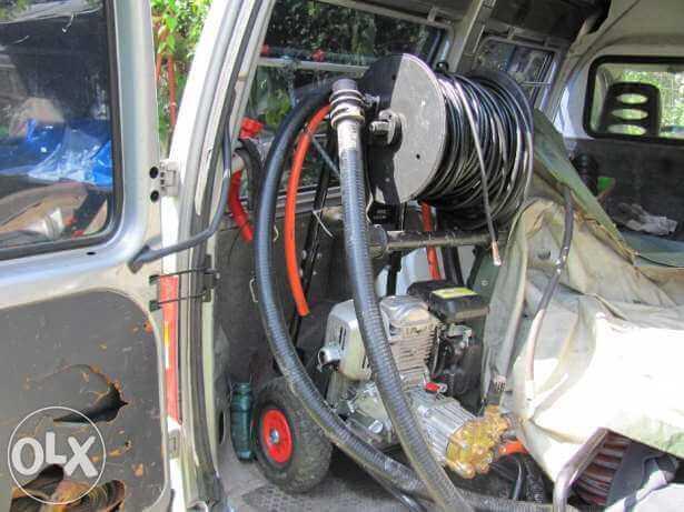 woma alig használt duguláselhárító gép eladó