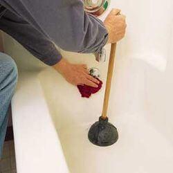 fürdőkád dugulás megszüntetése