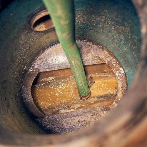 Szennyvízcsatorna tisztítás